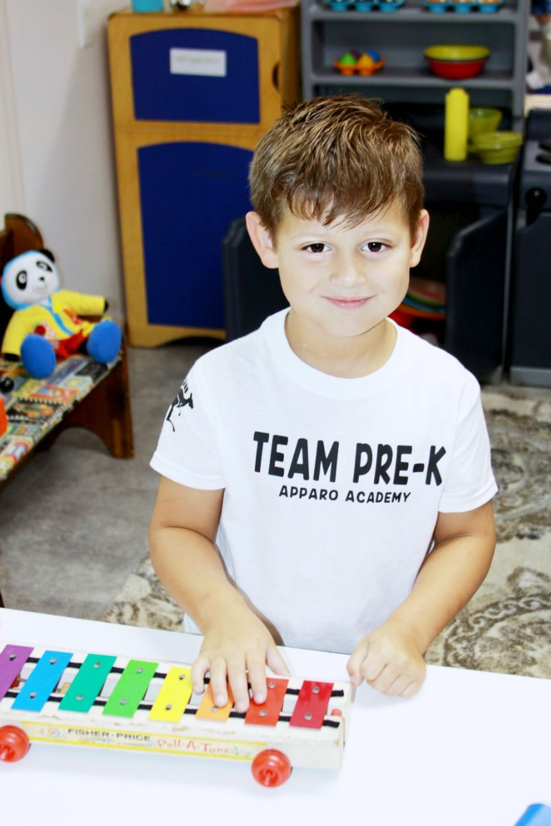 child photo | Apparo Academy