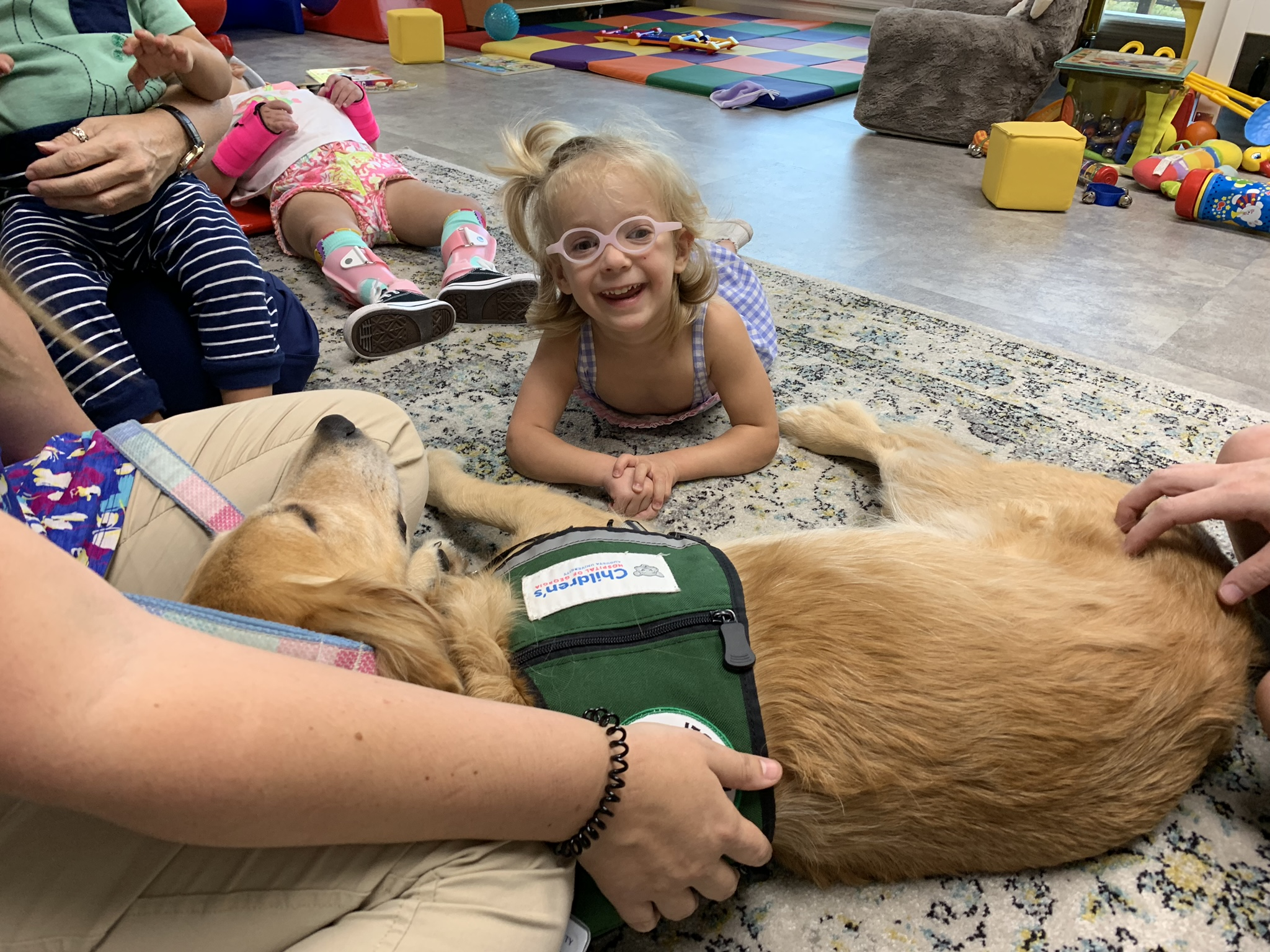 Pet Therapy | Apparo Academy