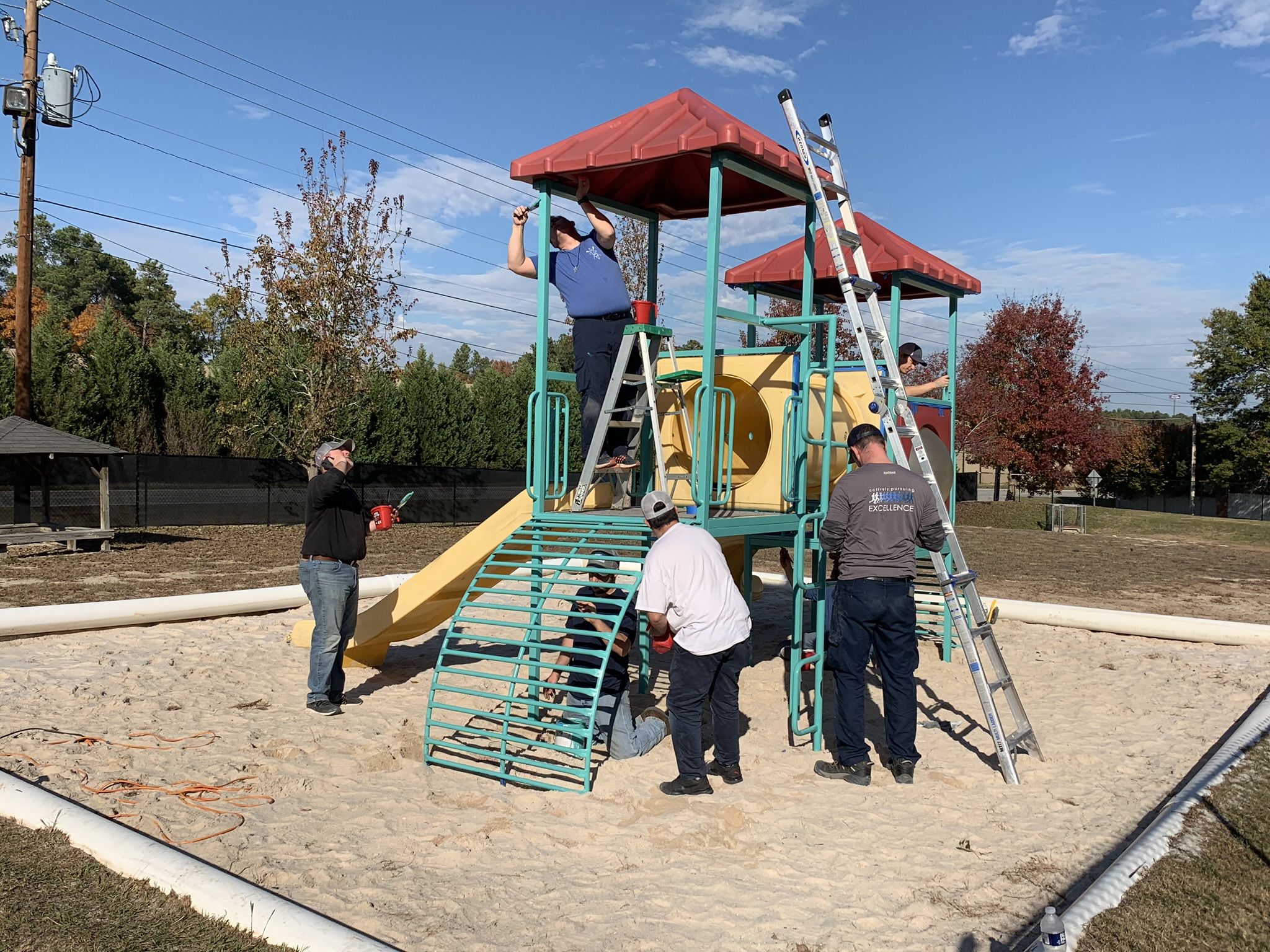 Playground Rehab | Apparo Academy