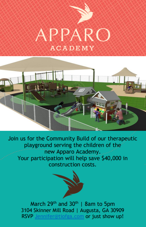 Community Build | Apparo Academy